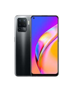 هاتف A94 ثنائي الشريحة مع ذاكرة رام سعة 8 جيجابايت وذاكرة داخلية سعة 128 جيجابايت ويدعم تقنية 4G LTE بلون أسود فلويد
