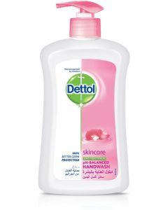 Dettol Skincare Anti- Bacterial Liquid Hand Wash 400ml