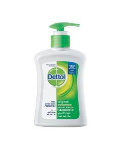 Dettol Original Anti-Bacterial Liquid Hand Wash 200ml
