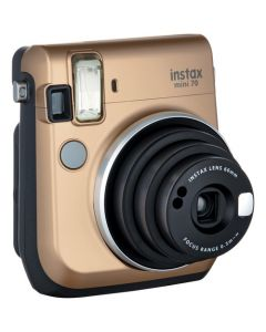 INSTAX Mini 70 Instant Film Camera Gold