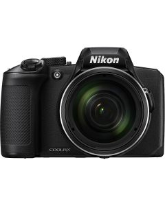 Nikon COOLPIX B600 Digital Camera Deluxe Kit With Case