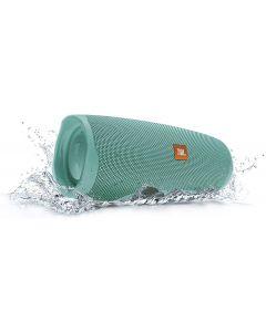 سماعات جي بي ال بلوتوث مقاومة للماء، اخضر مزرق - Charge 4