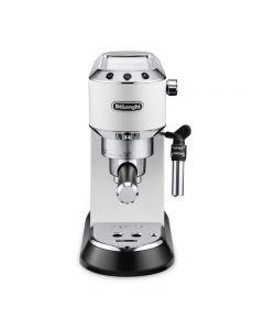 ماكينة تحضير القهوة والاسبريسو ديلونجي ديديكا، معدن، فضي - Ec.685.M