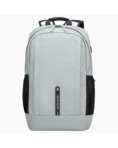 ARCTIC HUNTER B00386 Laptop Backpack, USB Charging Port Gray