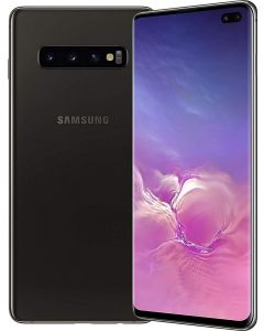 Samsung Galaxy S10+ Plus Dual Sim -128GB, 8GB RAM 4G LTE Ceramic Black