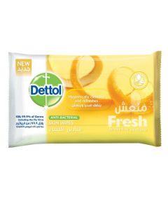 Dettol Fresh Skin Wipes -10 Wipes