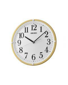 ساعة حائط سيكو برواز بلاستيك QXA930G