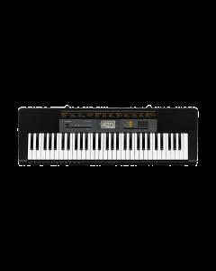 Casio CTK-2550 61-Key Portable Keyboard with App Integration/Dance Music Mode,Black
