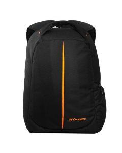 لافينتو (BG04B) شنطة ظهر Discovery Laptop Anti-Theft - حجم يصل الى 15.6 بوصة - أسود