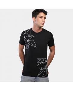 Coup Printed T-Shirt 1000098
