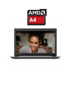 Lenovo Ideapad 330 Laptop, AMD A4, 15.6 Inches, 1 TB, 4 GB RAM, DOS, Grey - 81D600DAED