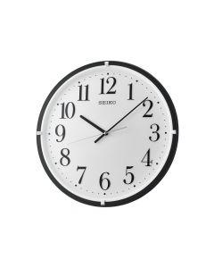 ساعة حائط سيكو برواز بلاستيك QXA931K