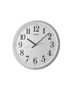 ساعة حائط سيكو برواز بلاستيك QXA931S