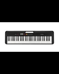Casio Casiotone, 61-Key Portable Keyboard with USB, BLACK (CT-S200BK)