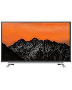 تلفزيون سمارت LED توشيبا 32 بوصة بدقة HD مع ريسيفر داخلي - موديل 32L5995EA