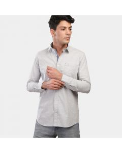 Coup Oxford Solid Long-Sleeves Shirt 1200021