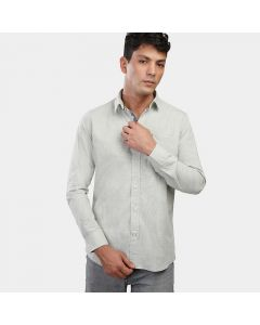 Coup Oxford Solid Long-Sleeves Shirt - Mint