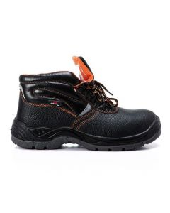 Activ Leather Sneakers Boot - Black-43