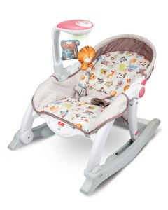 Grow-with-Me Rocking Chair - Animal Paradise