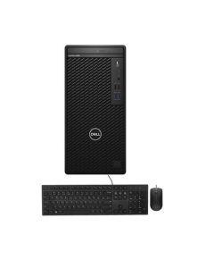 DELL 3080 Tower Desktop - Intel Core I5 10500 - 4GB RAM - 1TB HDD -Ubuntu - Integrated Graphics - Black