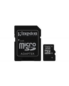 بطاقة ذاكرة كينجستون متوافقة مع متعدد (كلاس 4)، بطاقات مايكرو اس دي، 32 جيجابايت - 740617175011