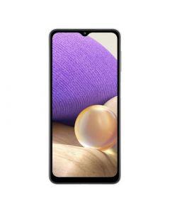 هاتف سامسونج جالاكسي A32 ثنائي الشريحة ، سعة 128 جيجا ، 6 جيجا رام ، الجيل الرابع إل تي إي ، بنفسجي فاتح
