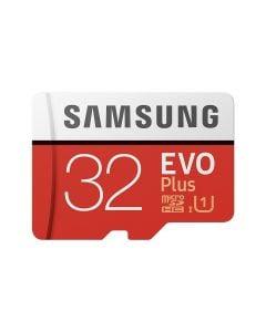 بطاقة ذاكرة سامسونج متوافقة مع متعدد، بطاقات مايكرو اس دي، 32 جيجابايت - 8806088676562