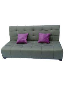 كنبة سرير رمادي مقاس 190×120