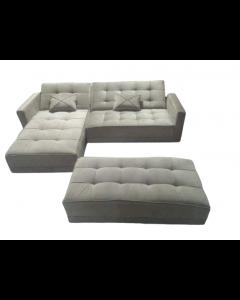 ركنة سرير 3قطع مقاس 220×170×45