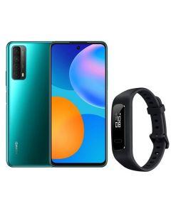 Huawei Y7A, Dual SIM, 128GB, 4GB RAM, 4G LTE, Crush Green - HU-Y7A-C-GRN