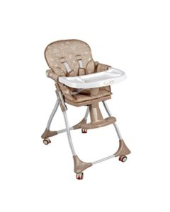 Baby dinning chair Brown