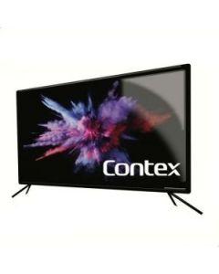 تلفيزيون كونتكس 50 بوصه، 4K فائق الدقه الذكي بتقنيه ال ال اي دي - CON5019NSUA0A