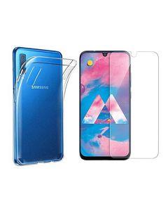 باندل لاصقة حماية ميلر (لموبايل موديل  Samsung A50) - 1100000106