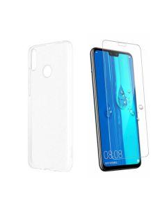 باندل لاصقة حماية ميلر (لموبايل موديل Huawei Y9(2019)) - 1100000110