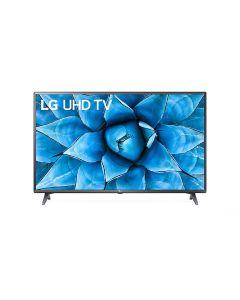 تلفزيون ال جي سمارت 49 بوصة بدقة 4K UHD، وتقنية LED مع ريسيفر داخلي - 49UN7340PVC