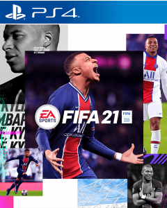 FIFA 21 playstation 4 by EA