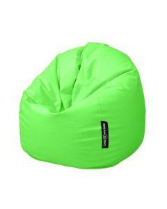 Grand PVC Bean Bag  Lime Green