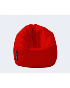 Grand PVC Bean Bag  Red