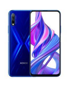 هونر 9X، بشريحتين اتصال، 128 جيجا، 6 جيجا رام، شبكة الجيل الرابع ال تي اي، ازرق