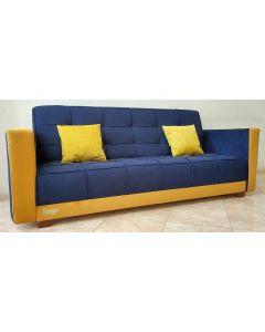 كنبة سرير بريمو -رانجو كحلي *اصفر