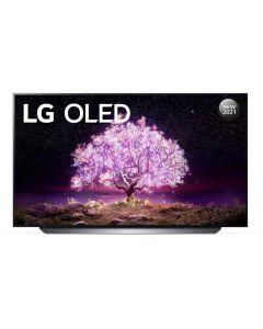 تلفزيون ال جي OLED سمارت 65 بوصة، دقة 4K UHD مع ريسيفر داخلي - OLED65C1PVB