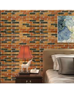 ورق حائط فوم ثلاثي الابعاد الوان عصرية