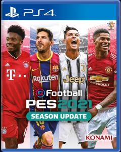 PES 2021 playstation 4 by Konami