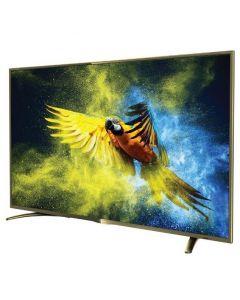 تلفزيون سمارت بريميوم 55 بوصة LED، بتقنية UHD، ودقة 4K مع ريسيفر داخلي- PRM55PT860