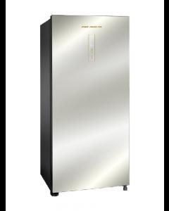 ديب فريزر نوفروست من بريميوم، 230 لتر، 6 درج، مرآة - PRM-230BGMN-C10