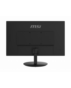 MSI PRO MP242 Eye Care Monitor – 23.8-inch, Full HD, Less Blue Light, Anti-Flicker, Anti-Glare, Display Kit, VESA Mount Support & Built-in Speakers, Designed for Learning Efficiently At Home.