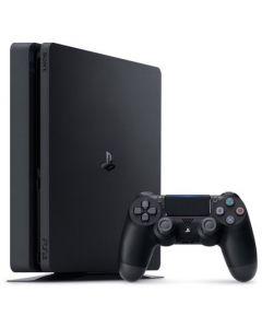 Sony PlayStation 4 Slim, 500 GB, Controller- Black