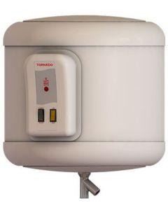 سخان كهرباء تورنيدو، 35 لتر، اوف وايت - EHA-35TSM-F