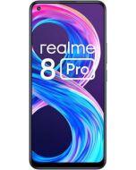 Realme 8 128GB 8GB RAM 4G LTE Cyber Silver Pre Booking