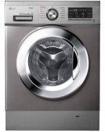 LG 9KG Steam Washing Machine Chrome Knob & Dryer Capacity 5KG